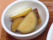 有機安納芋の蜜煮