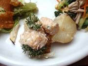 メカジキと有機じゃが芋のイタリアンオーブン焼き
