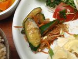 新鮮有機胡瓜のあっさりキムチ