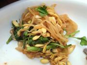 豆もやしと有機セリの本格ナムル