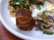 有機さつま芋のシナモンバター和え