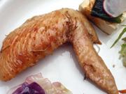 ゆうゆう鶏手羽先のオーブン焼き ローズマリー風味