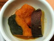 有機南瓜の甘露煮