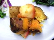 有機安納芋とりんごのオーブン焼き