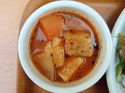ひよこ豆と有機野菜のトマトシチュー
