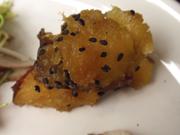 有機金時芋の大学芋