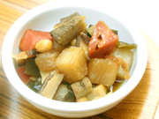 節分の日の五目豆煮