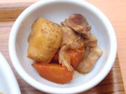 田園豚と北海道有機ジャガ芋の肉じゃが