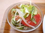 でこポンと春雨のベトナム風サラダ