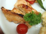 ゆうゆう鶏の自家製ニンニク味噌漬け焼き