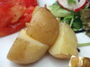 有機新ジャガ芋のロースト オラッチェバター