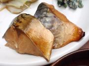 秋鮭の柚子庵焼き