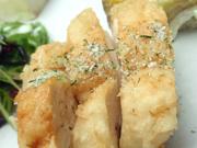 ゆうゆう鶏のさくさく天ぷら