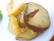 有機さつま芋とりんごのシナモンバナー焼き