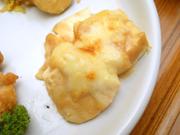 島田さん豆腐のみそチーズ焼き