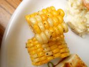 有機とうもろこしのロースト バター醤油