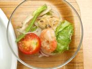 小エビと春雨のベトナム風サラダ