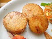 ほくほく有機長芋のステーキ