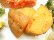 有機安納芋のスチーム シナモンバター和え