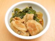豚肉と有機旬野菜のすき焼き風
