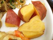 有機金時芋の生姜蜜煮