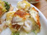 有機さつま芋のクリームグラタン