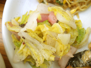 春雨と有機リーフのベトナム風サラダ