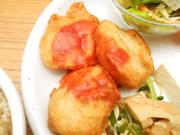 有機長芋のナゲット