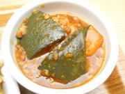 有機南瓜と大豆ミートのそぼろ煮