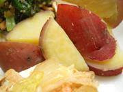 有機さつま芋の蜜煮