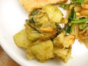 有機さつま芋と有機小豆の豆乳マッシュ