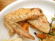 ゆうゆう鶏の手羽肉ハーブ煮込み
