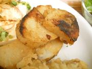 みちのく有機長芋の味噌バターステーキ
