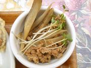 ピリ辛肉ごぼう煮