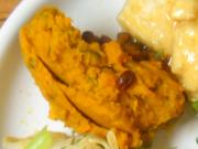 有機南瓜と小豆のマッシュ