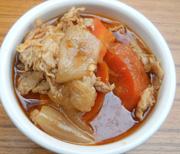 和歌山産ポークのデミグラス煮
