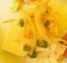 島田さん豆腐の冷やっこ オニオンスライス