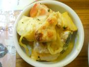 鶏肉のクリームチーズ焼き