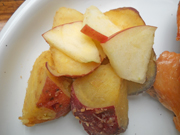 金時芋のメイプルシナモン