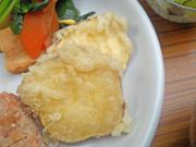金時芋の天ぷら